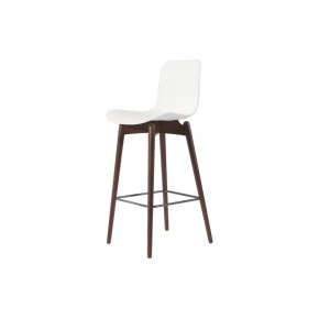 NORR11 - Langue Dark Stained Bar Chair