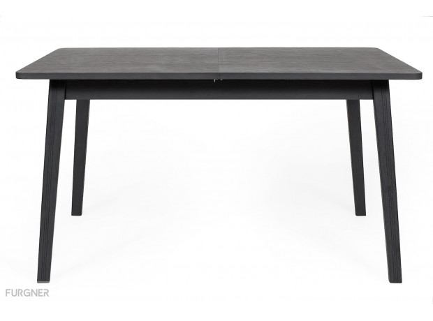Woodman - Skagen Dining Table Oak Black