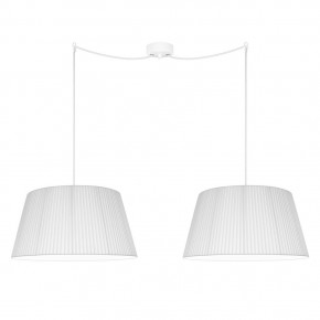 Sotto Luce - KAMI Elementary L 2/S Double pendant lamp