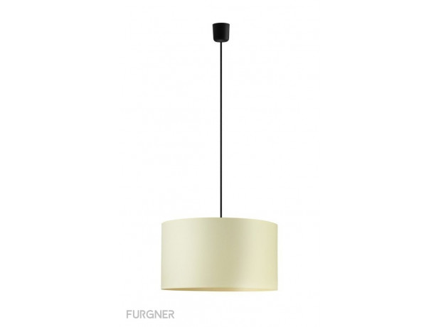 Sotto Luce - MIKA Elementary L 1/S Ceiling lamp Ecru
