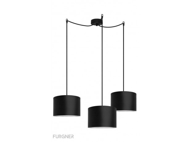 Sotto Luce - MIKA Elementary S 3/S Ceiling lamp black