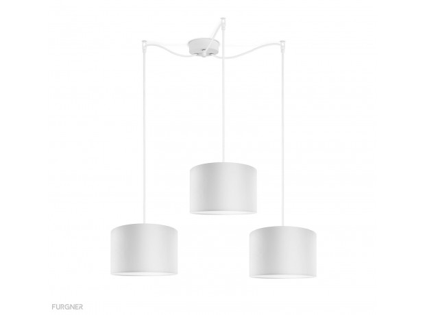 Sotto Luce - MIKA Elementary S 3/S Ceiling lamp white