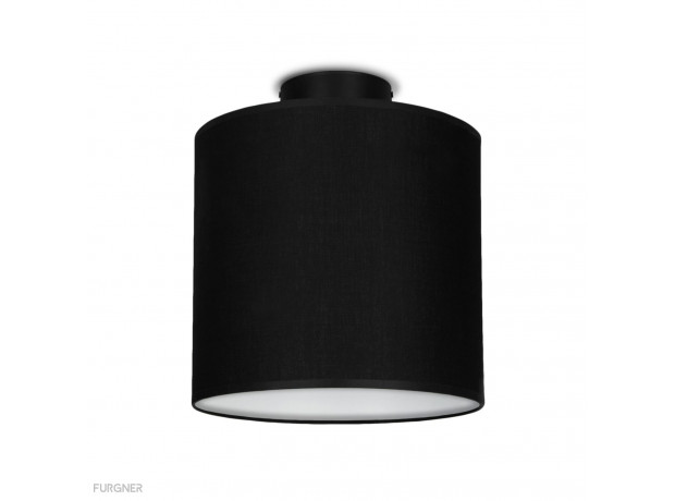 Sotto Luce - MIKA Elementary S PLUS CP 1/C Ceiling lamp black