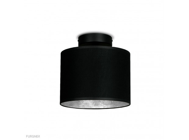 Sotto Luce - MIKA Elementary XS CP 1/C Ceiling lamp black