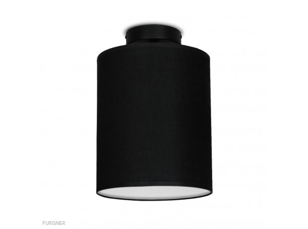 Sotto Luce - MIKA Elementary XS PLUS CP 1/C Ceiling lamp black