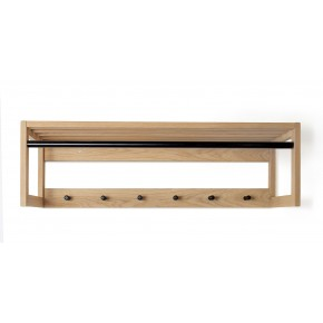 Woodman - Slussen Hallway Coat Rack