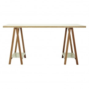 Woodman - Highbury Trestle Desk