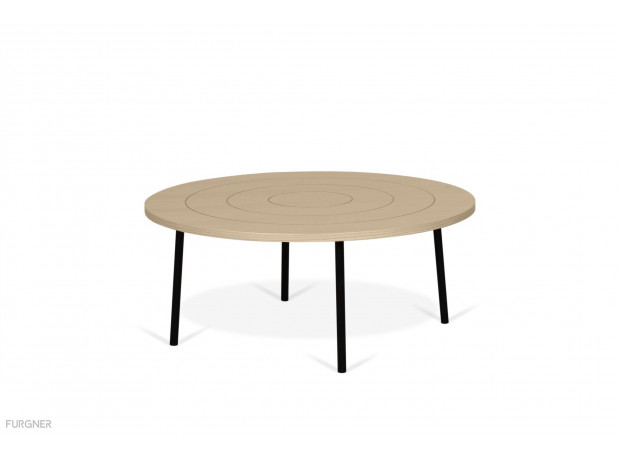 TEMAHOME - Ply coffee table 80