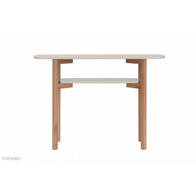 Wood Man Table ~ Woodman cee console table furgner