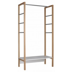 Woodman - Northgate Long Coat Stand