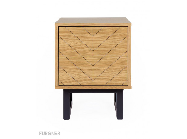 Woodman - Mora Bedroom Chest