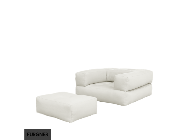 Karup - Cube Armchair Bed (5 different seats)