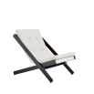Karup - Boogie Chair Black (5 different seats)