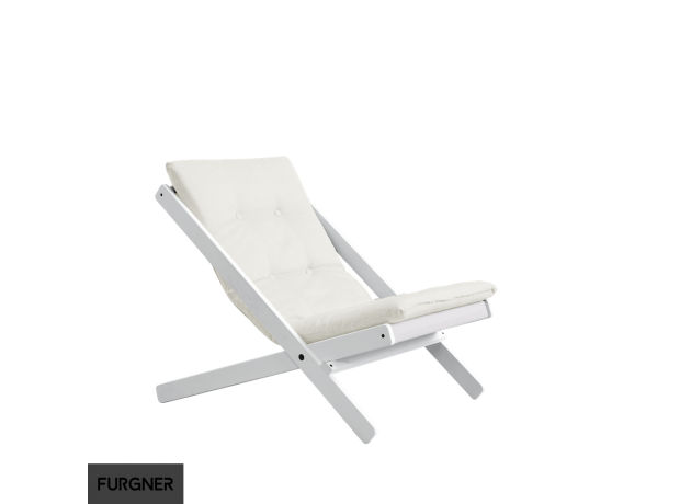 Karup - Boogie Chair White (5 different seats)