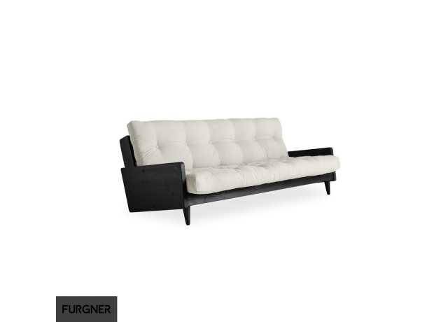 Karup - Indie Sofa Bed Black