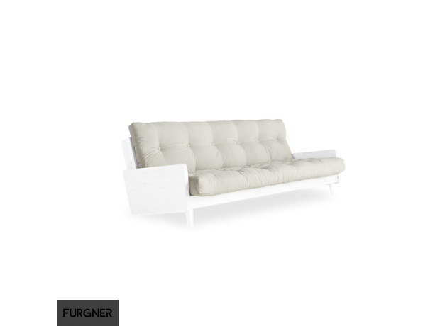 Karup - Indie Sofa Bed White (4 different seats)