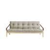Karup - Poetry Sofa Bed Natural (4 different seats)