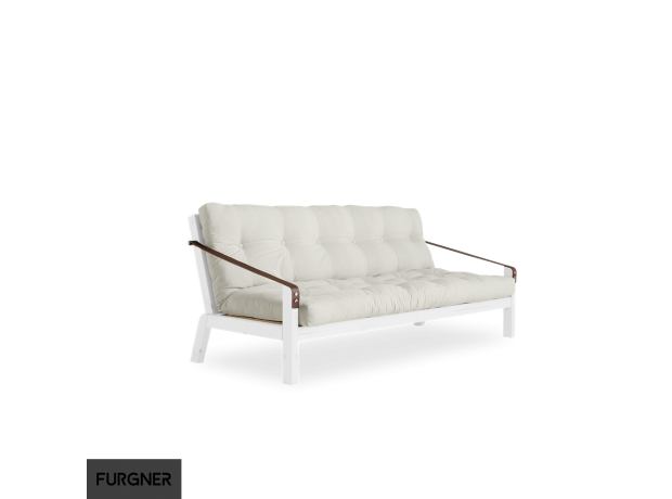 Karup - Poetry Sofa Bed White (4 different seats)