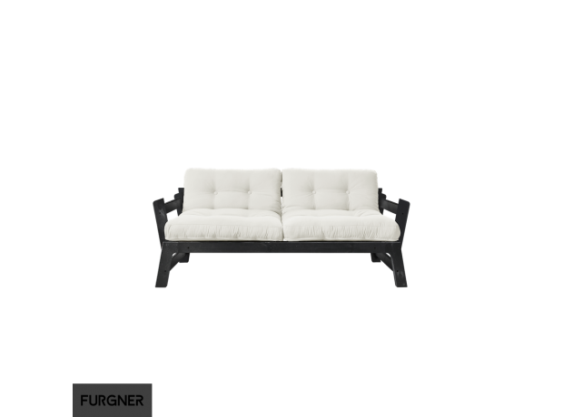 Karup Step Sofa Bed Black Furgner