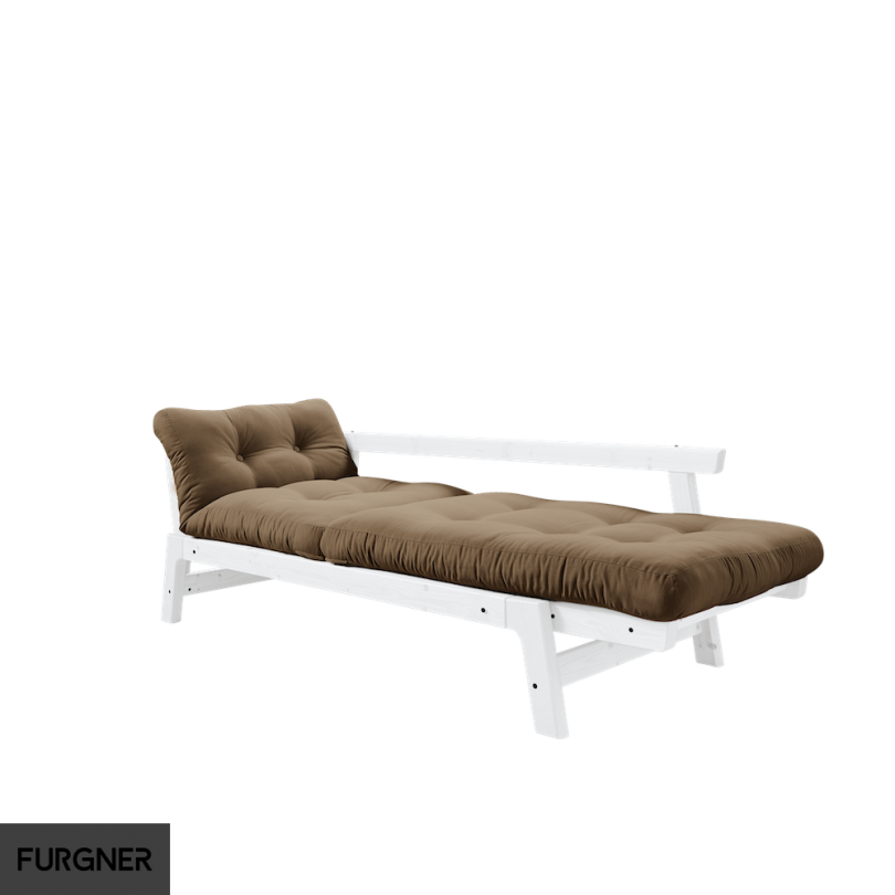 Karup Step Sofa Bed White Furgner