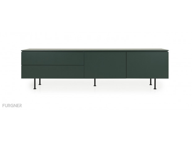 Tenzo - Plain PKT Sideboard 210 Green