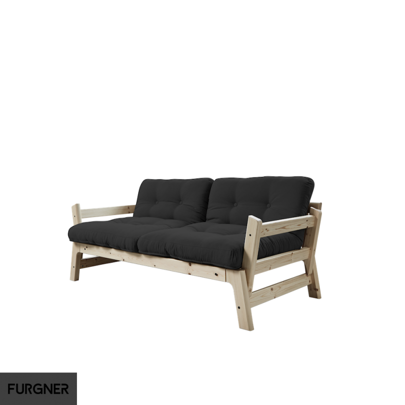 Karup Step Sofa Bed Natural Furgner