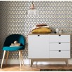 Scandinavian Furniture - Lerham sideboard 3+1