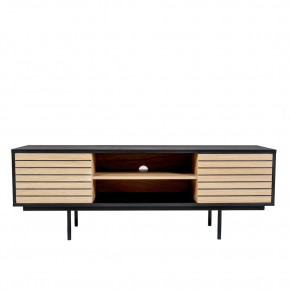 Furgner By Woodman - Stripe TV Unit