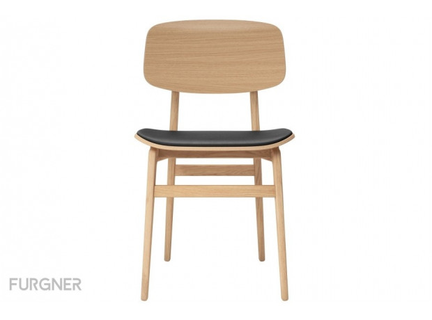 NORR11 - NY11 Dining Chair LEATHER