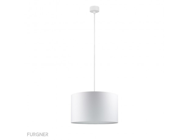 Sotto Luce - MIKA Elementary L 1/S Ceiling lamp White