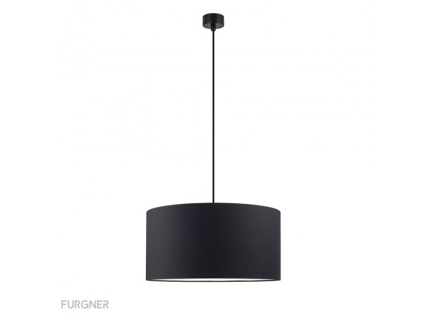 Sotto Luce - MIKA Elementary XL 1/S Ceiling lamp black