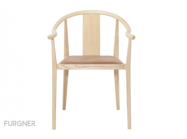 Norr11 - Shanghai dining chair leather