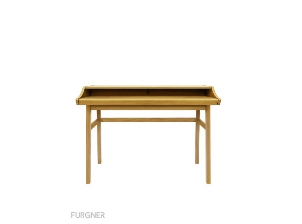 Woodman - Carteret Desk Oak