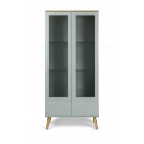 Tenzo - Dot glass cabinet 2D2DR