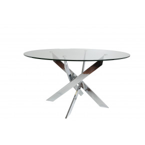 Marckeric - Ruth round dining table 120
