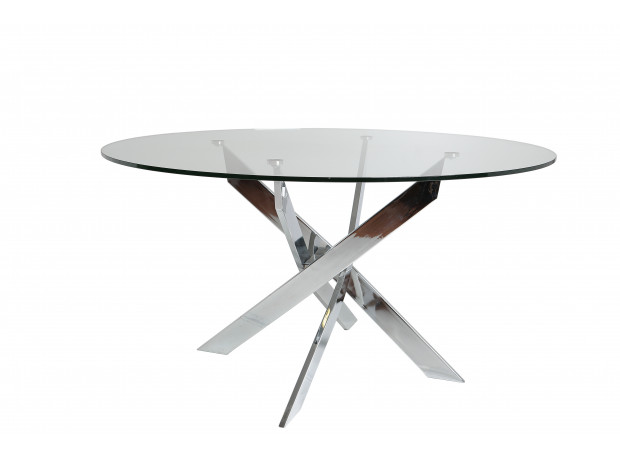 Marckeric - Ruth round dining table 140
