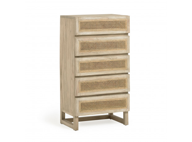 La Forma - Rexit chest of 5 drawers