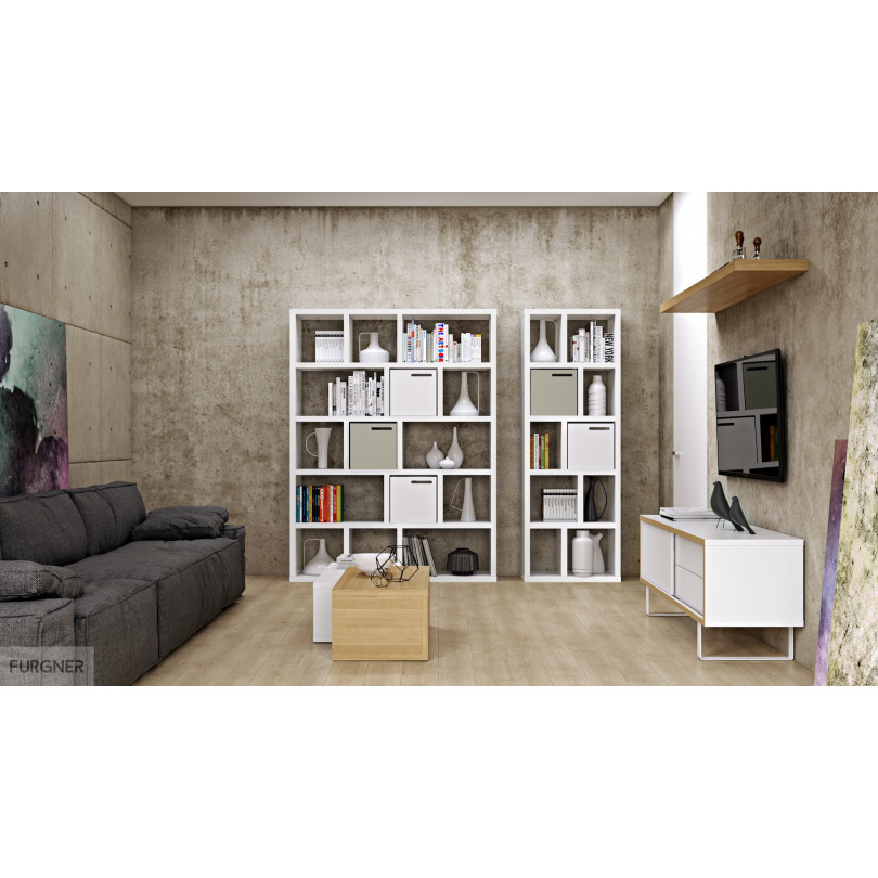 temahome berlin 5 riiul 150 furgner. Black Bedroom Furniture Sets. Home Design Ideas