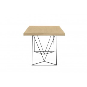 TemaHome - Multi Desk (black legs)