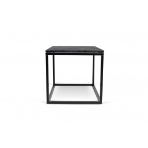 TEMAHOME - PRAIRIE COFFEE TABLE MARBLE 50 Black legs
