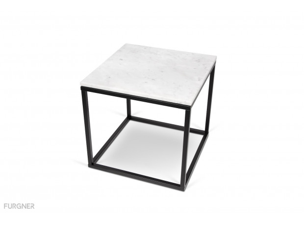 TEMAHOME - PRAIRIE COFFEE TABLE MARBLE 50