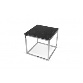 TEMAHOME - PRAIRIE COFFEE TABLE MARBLE 50 Chrome Legs
