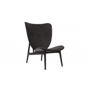 Norr11 - Elephant Chair Black with Wool