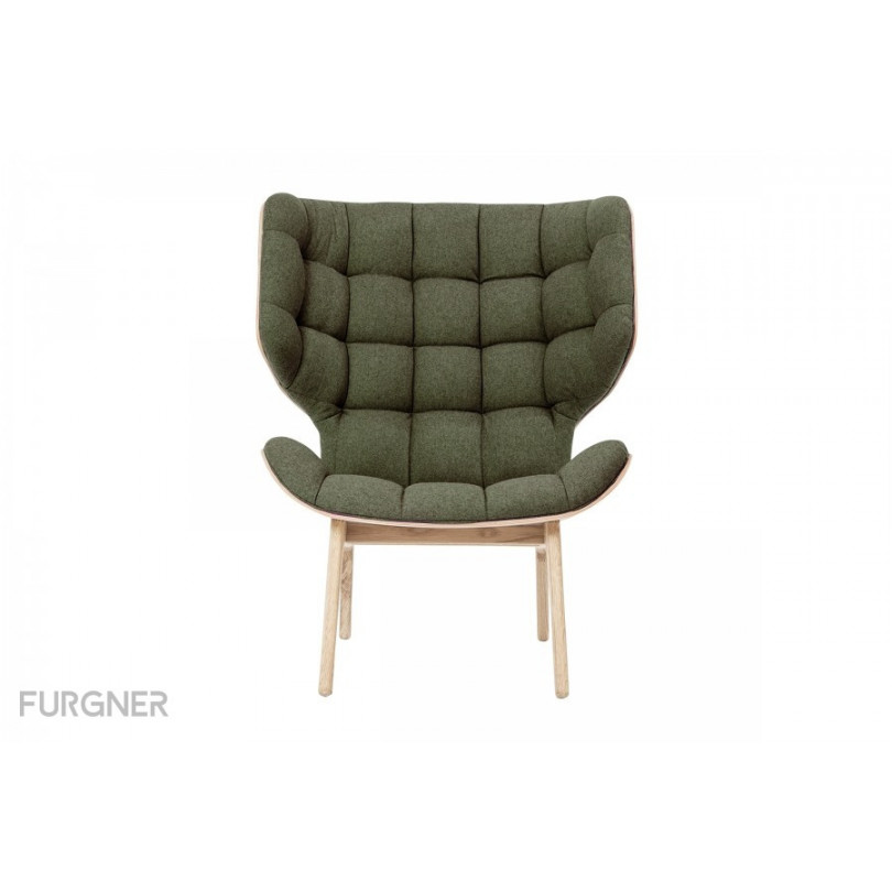 ... Norr11   Mammoth Chair Natural Wool ...
