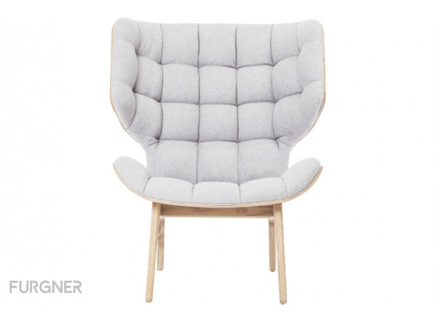 Norr11 - Mammoth Chair Natural Wool