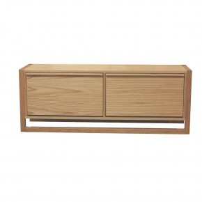 Woodman - NewEst Shoe Bench 2 Door