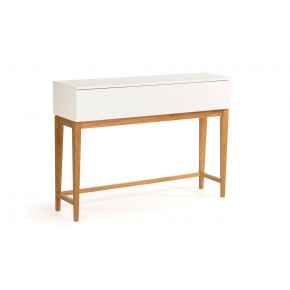 Woodman - Blanco Console Table