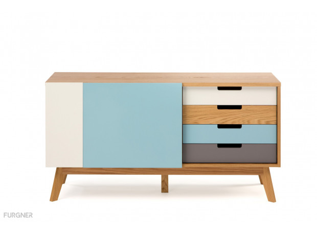 Woodman - Chaser Sideboard