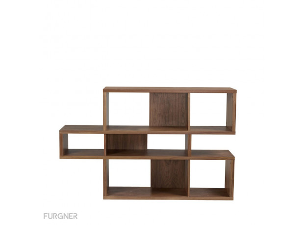 TemaHome - London 1 Shelf Walnut