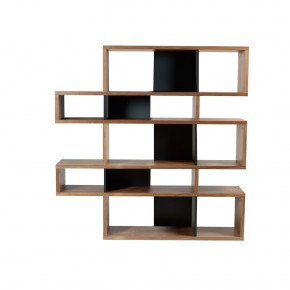 TemaHome - London 2 Shelf Walnut